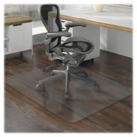 Buy cheap Clear Office Non Studded Chair Mat Carpet Protector / Desk Floor Mat from wholesalers