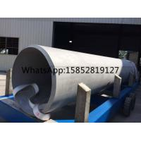 Buy cheap TP321 Heavy Wall Stainless Steel Pipe , Large Diameter Stainless Steel Pipe ASTM A358 , A789 from wholesalers