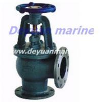 Buy cheap marine cast steel suction sea valve from wholesalers