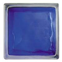 Buy cheap glass block cloudy grey from wholesalers