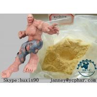 Buy cheap Powerful Anabolic Steroid Bodybuilding Trenbolone Base Yellow Powder from wholesalers