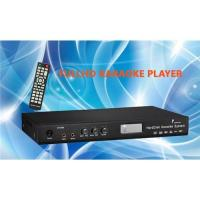 Buy cheap Hard Drive KARAOKE machines FULL HD KARAOKE PLAYER from wholesalers