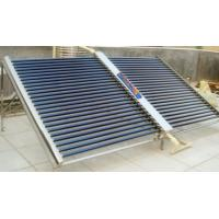 Buy cheap Automatic Vacuum Tube Solar Collector For Swimming Pool , Solar Keymark from wholesalers