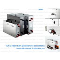 Buy cheap 7kw 380V residential Steam Bath Generator , Home steam electric generators product