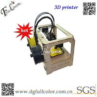 Buy cheap Two Nozzle Full Color 3D Printer With Buzzer For Industry Use from wholesalers