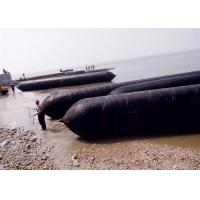 Buy cheap Stable Working Boat Lift Air Bags , Inflatable Air Bags For Shipping High Binding Strength from wholesalers