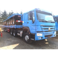 Buy cheap 11.00r20 Flatbed Semi Trailer from wholesalers