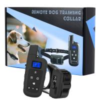 Buy cheap pet new 2018 dog shock collar dog training collar PTL-600 from wholesalers