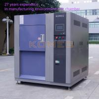 Buy cheap High Precision Cell Modules Altitude Test Chamber With Mobile Wheel CE Certified from wholesalers