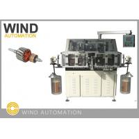 Buy cheap Dual Flyer Armature Winding Machine /  Lap Winding Machine For 4poles Rotor from wholesalers