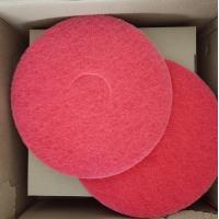 Buy cheap Commercial Floor Scrubber Machine Parts Cleaning Pads For Polishing / Washing from wholesalers