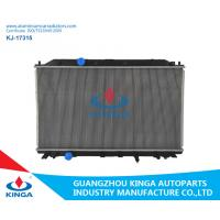 Buy cheap 2017 Honda Avancier Brazing Plastic Aluminum Radiator Auto Spare Parts; OEM: from wholesalers