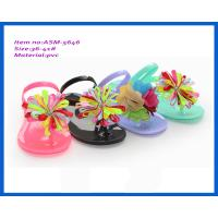 Buy cheap Summer Flip Flops sale fashion lady slippers for 2014 ASM-5646 from wholesalers