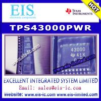 Buy cheap TPS43000PWR - TI (Texas Instruments) - MULTI-TOPOLOGY HIGH-FREQUENCY PWM CONTROLLER product