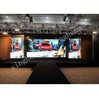 Buy cheap Pixel Pitch 3mm Indoor LED Advertising Screen 1 / 32 Scan Driving Method from wholesalers