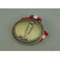 Buy cheap Multi Color Carnival Medal , Customized Die Casting Medal For Even from wholesalers