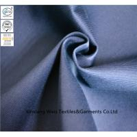 Buy cheap Light Weight 100 Flame Retardant Textiles For Protective Coverall 21s*21s from wholesalers
