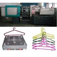 Buy cheap LCD Control Electric Injection Moulding Machine For Plastic Cloth Hanger / Cloth Peg from wholesalers