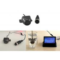 Buy cheap Waterproof Hidden Cam In Cars Wide Angle / Metal Small Car Front Camera product