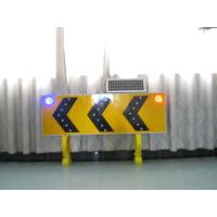 Buy cheap Solar Waterproof LED Traffic sign CE Approved 12V , 3.5W with Aluminum Shell from wholesalers