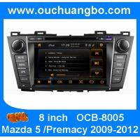 Buy cheap Car CD player for Mazda 5 /Premacy 2009-2012 with auto gps navigation OCB-8005 product