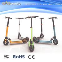 Buy cheap 8.5 inch 350w two wheel foldable electric scooter from wholesalers