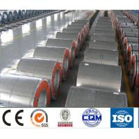 Buy cheap 600 - 1570mm Width Galvanized Steel Strip , Prepainted Galvalume Steel Coil AZ150 product