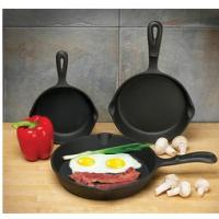 Buy cheap cast iron skillet from wholesalers
