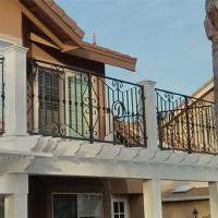Buy cheap Wrought Iron Balusters or Handrails for home balcony and garden yard  indoor or outdoor usage from wholesalers