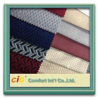 Buy cheap Modern Waterproof Auto Upholstery Fabric from Wholesalers