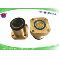 Buy cheap Dia 40*32 Copper Pulley square EDM Parts Guide Wheel Pulley Assembly Ruijun WEDM from wholesalers