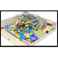 Buy cheap The Best Indoor Playground for Kids Used in The Restaurant Place or Kindergarten from wholesalers