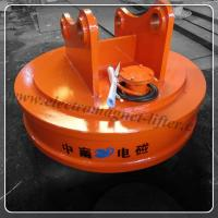Buy cheap Circular Electromagnetic Lifter for Excavator EMW5-90L/1 from wholesalers