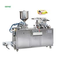 Buy cheap Mini Blister Packing Machine DPP 80 Fully Automatic Butter Packaging 480kg product