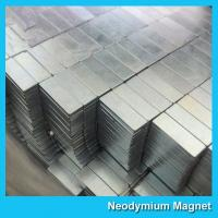 Buy cheap Square Industrial Neodymium Magnets Bar Block N54 Grade High Strength from wholesalers