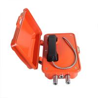 Buy cheap Corrosion Resistant  Industrial Weatherproof Telephone 246 * 339 * 126mm from wholesalers