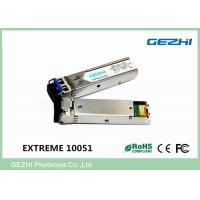 Buy cheap Extreme Compatible SFP Fiber Module 10051 - 1000Base SX LC 550 Meters 850 Nm from wholesalers