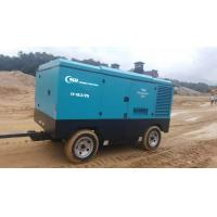 Buy cheap Direct Diesel Driven Air Compressor Ingersoll Rand For Mineral Lubricated Oil from wholesalers