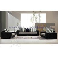 Buy cheap Modern fabric sofa set, sectional leisure sofa, stylish upholstered living room seat, furniutre from wholesalers