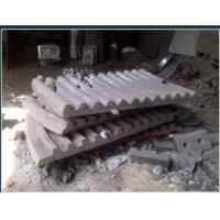 Buy cheap wear resistant Big White Iron High Chrome castings for crushers / hoppers from wholesalers