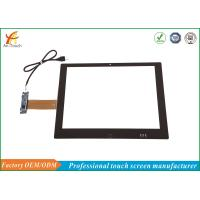 Buy cheap Smooth Touch Windows Touch Panel , 15 Inch Touch Screen Overlay For Monitor from wholesalers