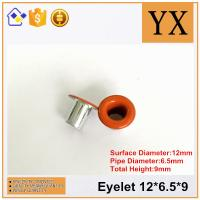 Buy cheap China Factory Price Eyelets High Quality Metal Spray Paint Eyelet from wholesalers