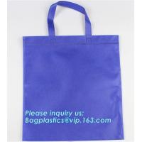 Buy cheap Customized foldable shopping trolley bag non woven bag for supermarket, Promotional popular custom shopping laminated no from wholesalers
