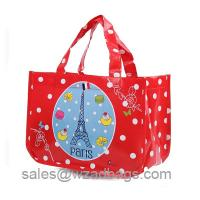 Buy cheap new style wholesale reusable pp non woven bag with many pattern from wholesalers