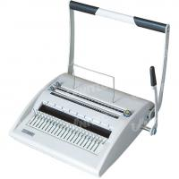Buy cheap Comb and Wire Binding Machine CB-ST800 with CE Certificate from wholesalers