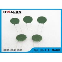Buy cheap PTC Inrush Current Limiter Resistor Overload / Overcurrent Protection Electrical Application from wholesalers
