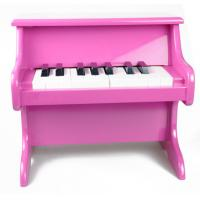 Buy cheap Colorful Table Baby Mini Toy Wooden Piano Set 18 Key UprightPiano S18 from wholesalers