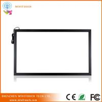 Buy cheap infrared multi touch screen panel ir sensor frame touch screen kit for lcd monitor from wholesalers