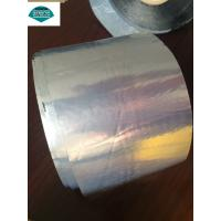 Buy cheap Silver Waterproofing Roof Flashing Tape / Bitumen Flash Band with Butyl Rubber Adhesive from wholesalers
