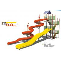 Buy cheap Amusement Aqua Water Parks Rides , Water Aquatic Paradise from wholesalers